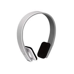 Bth-203White - Casque Bluetooth - Blanc
