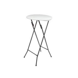 Table Pliante - Rond - Ø 60 X 110 Cm