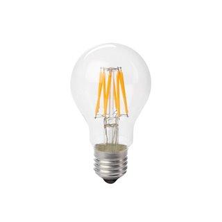 Ampoule À Filament Led - Forme De Poire - 8 W - E27 - Blanc Chaud