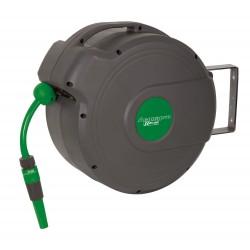 Dévidoir automatique ACQUAPRO Tuyau 20 m - Ø intérieur 12,5 mm et d'un tuyau d'alimentation 2 m.
