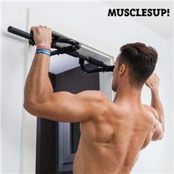 Barre de Traction et Exercices Muscles Up! Pro