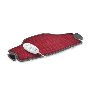 Coussin Thermique Beurer HK55 100W 59 x 30 cm Rouge