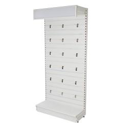 Système d'agencement modulaire de magasin - Dimensions 1 000 x 400 x 2 200 mm