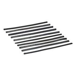 10 lames pour scie à métaux Junior - 150 mm