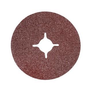 10 disques en fibre 115 x 22,23 mm - Grain 36