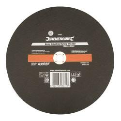 Disque plat à tronçonner le métal usage intensif - 300 x 3 x 20 mm