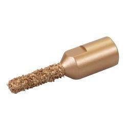 Fraise à déjointoyer en carbure de tungstène - 10 mm Grossier