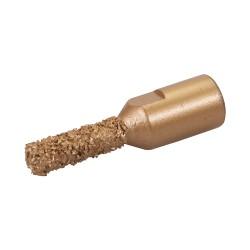 Fraise à déjointoyer en carbure de tungstène - 12 mm Grossier