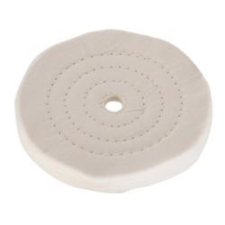 Disque de polissage à couture double - 150 mm