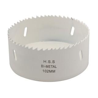 Scie-cloche bi-métal - 102 mm