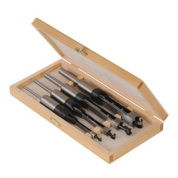 4 ciseaux à mortaises - 6 - 16 mm