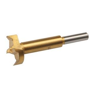 Mèche Forstner titanée - 30 mm