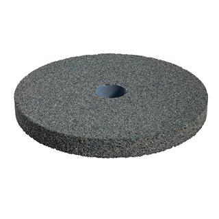 Meule en oxyde d'aluminium pour touret à meuler - 200 x 20 mm - Grain gros