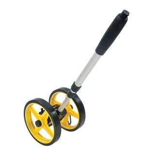 Mini-roue de mesure - 0 - 9999 m
