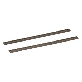 2 fers de rabot TCT - 82 x 5.5 x 1,1 mm