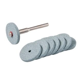 Ensemble de meules pour outil rotatif 9 pcs - 20 mm de diamètre