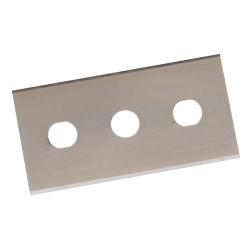 10 lames double extrémité pour grattoir - 0,2 mm