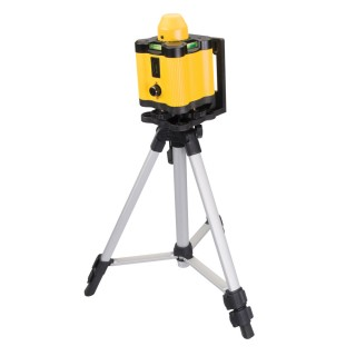Coffret niveau laser rotatif - Portée de 30 m