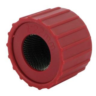 Nettoyeur de poche pour tuyaux - 22 mm