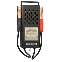 Testeur de batterie et de système de charge - 6 V et 12 V