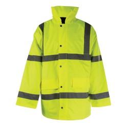 """Manteau haute visibilité classe 3 - L 100-108cm (39-42"""")"""