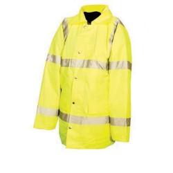 """Manteau haute visibilité classe 3 - XL 108-116cm (42-46"""")"""