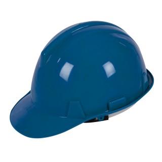 Casque dur de sécurité - Bleu