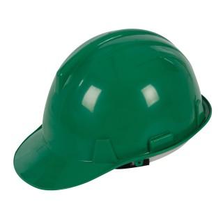 Casque dur de sécurité - Vert