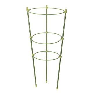Support à 3 anneaux pour plante - 450 mm