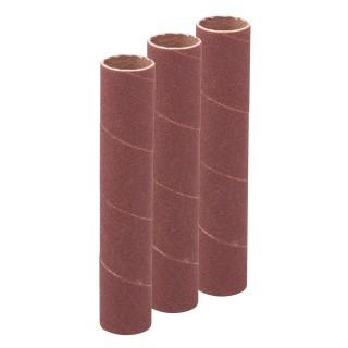 Ensemble de 3 manchons de ponçage de 90 mm - 19 mm grain 60