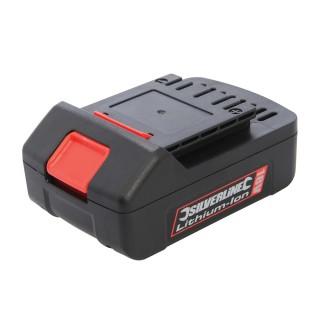 Batterie Li-ion 1,3 Ah Silverstorm 18 V - 18V