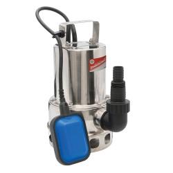 Pompe submersible pour eaux usées 550 W - 10500 l/h