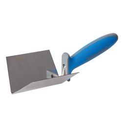 Truelle pour coin interne à poignée souple - 127 mm