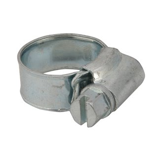 10 colliers de serrage - 10 - 16 mm (MOO)