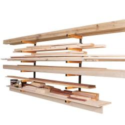 Système d'étagères d'atelier - WRA001
