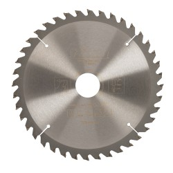 Lame de scie pour bois de construction - 190 x 30mm / 40 dents