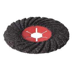 Disque abrasif semi-flexible - 125 mm - Grain 60