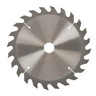 Lame de scie pour bois de construction - 165 x 20 mm / 24 dents