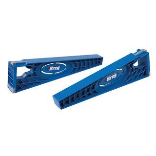 Gabarit de perçage pour coulisses de tiroirs - KHI-SLIDE