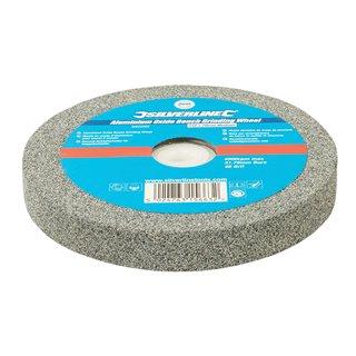 Meule en oxyde d'aluminium pour touret à meuler - 150 x 20 mm - Grain moyen