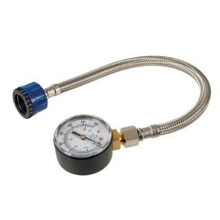 Manomètre pour conduites d'eau - 0 - 11 bar ( 0 - 160 psi)