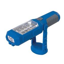 Lampe d'inspection/torche LED SMD magnétique - 3 piles AA