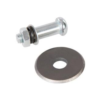 Disque de rechange pour coupe-carreaux - Disque de 22 mm