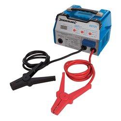 Chargeur de batterie automatique  12 A - 6 / 12 V - Capacité 8 - 180 Ah