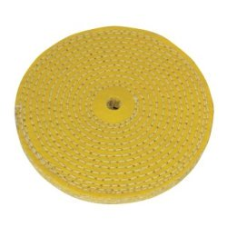 Disque de polissage en sisal - 150 mm