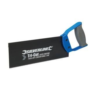 Scie à triple biseau - 250 mm 12 TPI
