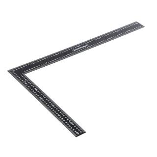 185mm EN STOCK Équerre de charpentier en alliage d/'aluminium