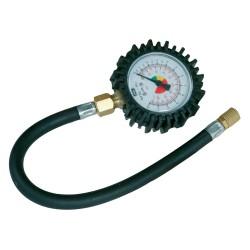 Manomètre pour pneus - 0 - 10 bar
