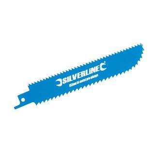 Lame de scie sabre coupe en plongée - Bi-métal 100 mm 6/9 TPI