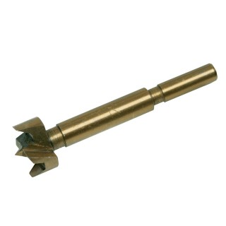 Mèche Forstner titanée - 22 mm